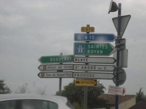 Saint Andre de Cubzac