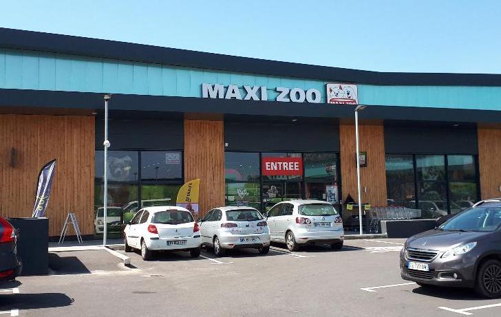 maxi zoo collier lune