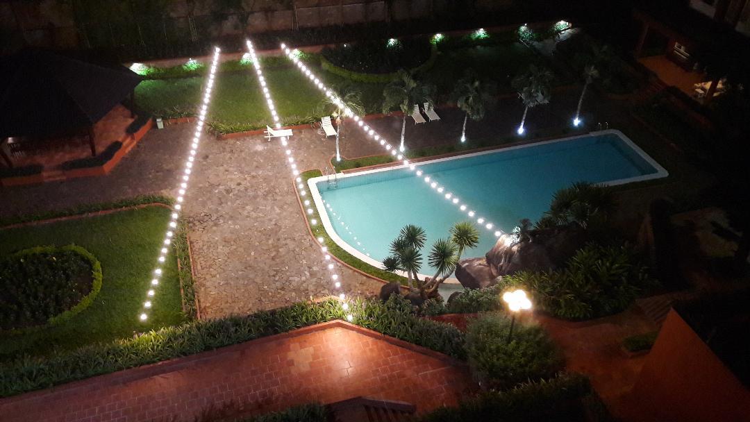 buon ma thuot damsan hotel pool deck dec18
