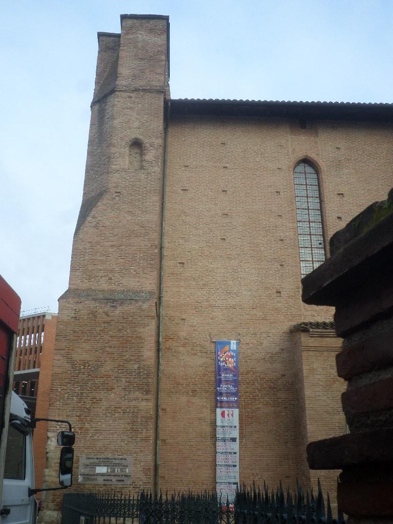 Former Church Of St Pierre Des Cuisines Toulouse Paris1972