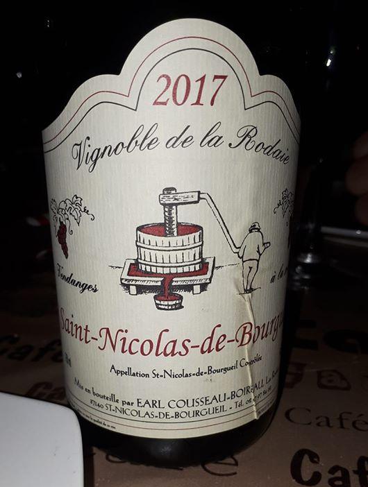 st Nicolas de Bourgueil