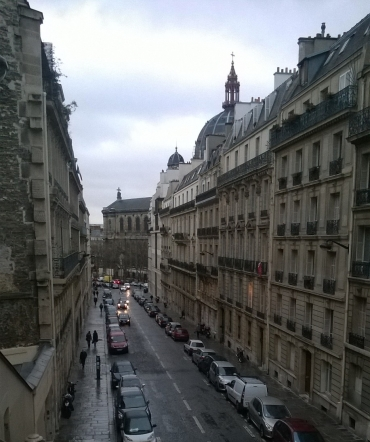 paris rue de madrid from ave de rocher ch st augustin afar feb16