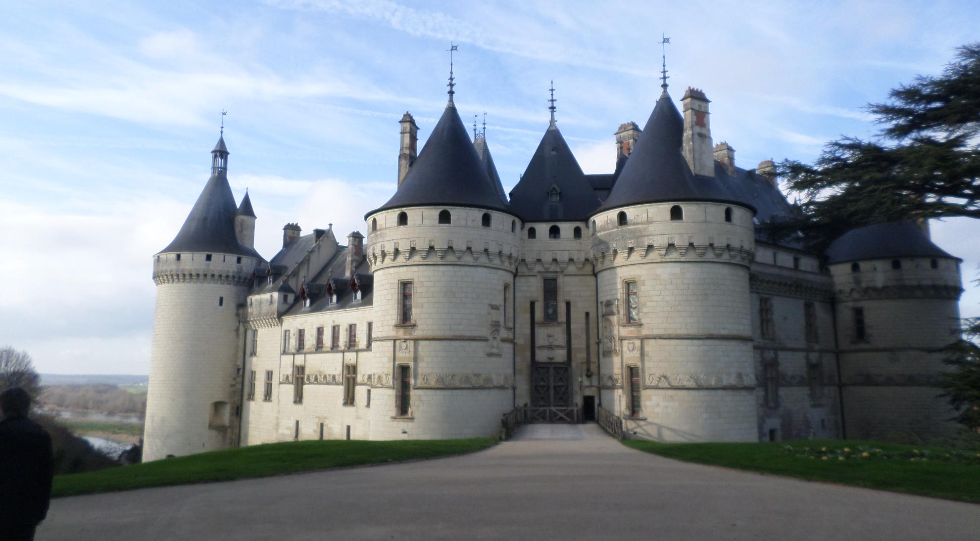 chaumont sur Loire