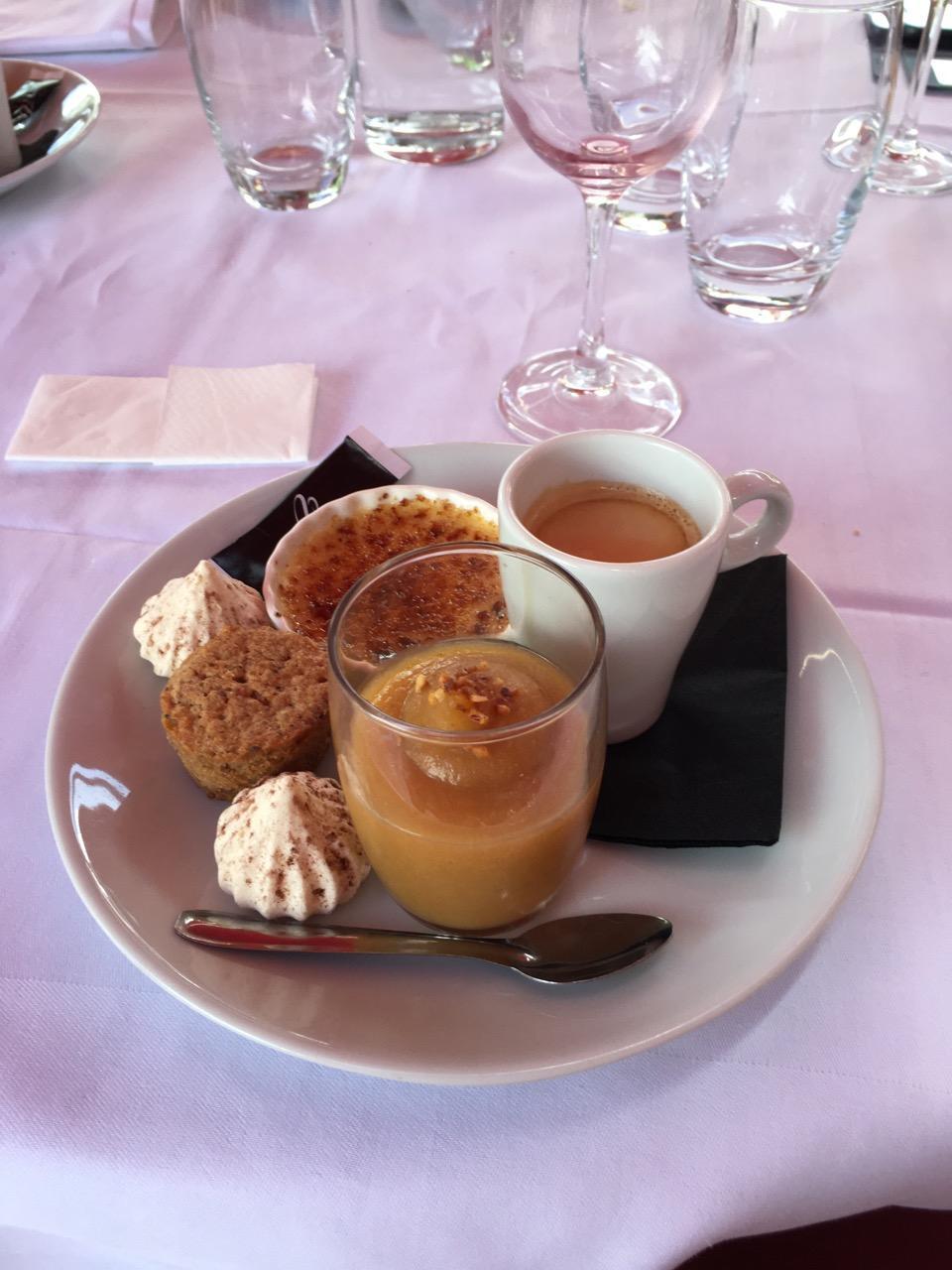cholet brasserie le grand cafe on cafe gourmand jul20