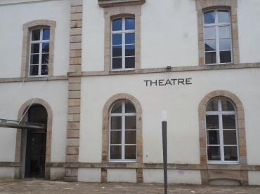 cholet espace saint louis theatre rue de l'ancienne hopital jul20