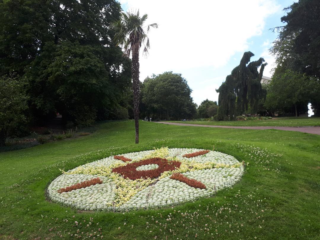 cholet parc François Tharreau front jul20