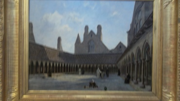 quimper musee beaux arts cloister MSM feb13