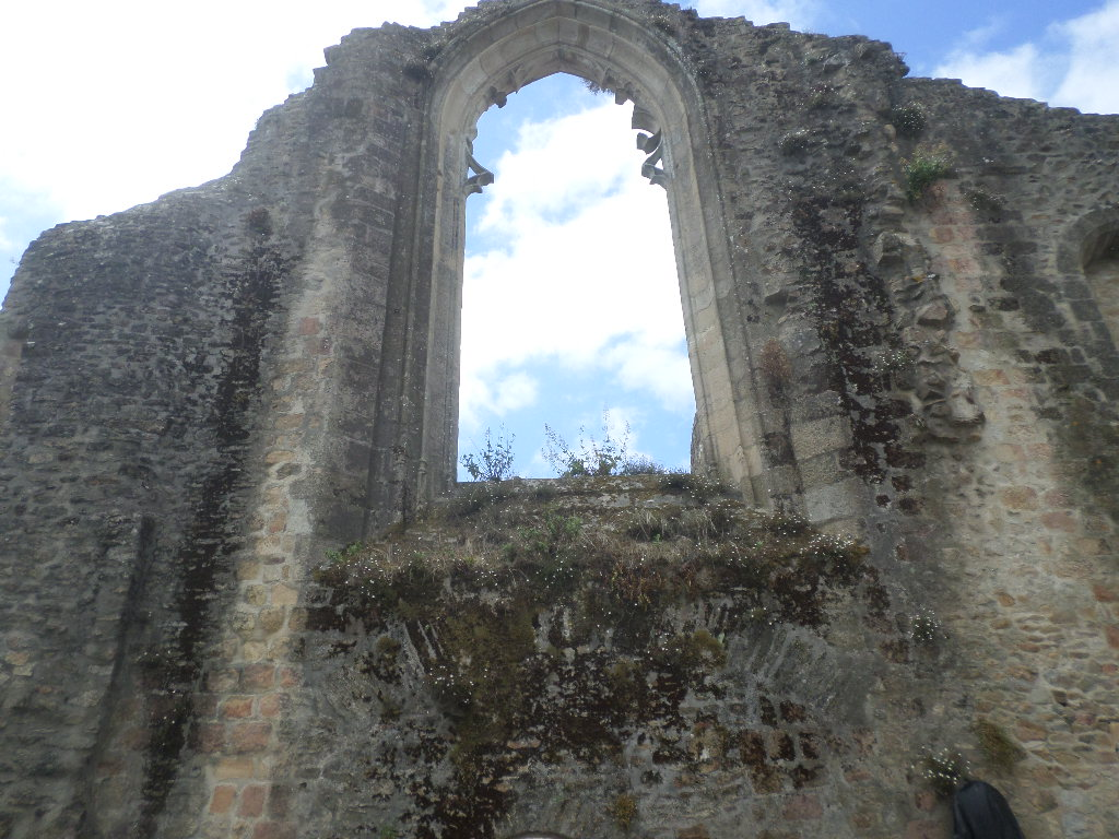Quimperle cinema La bobine ent arch old ch St Colomban front jul20