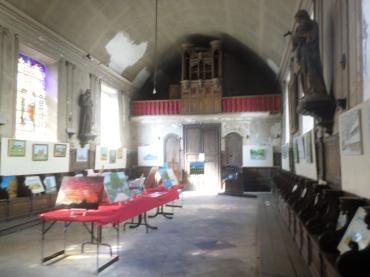 Honfleur chapelle de l'ancienne hôpital