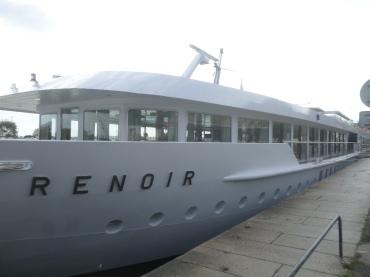 Honfleur croisiEurope cruises aug20