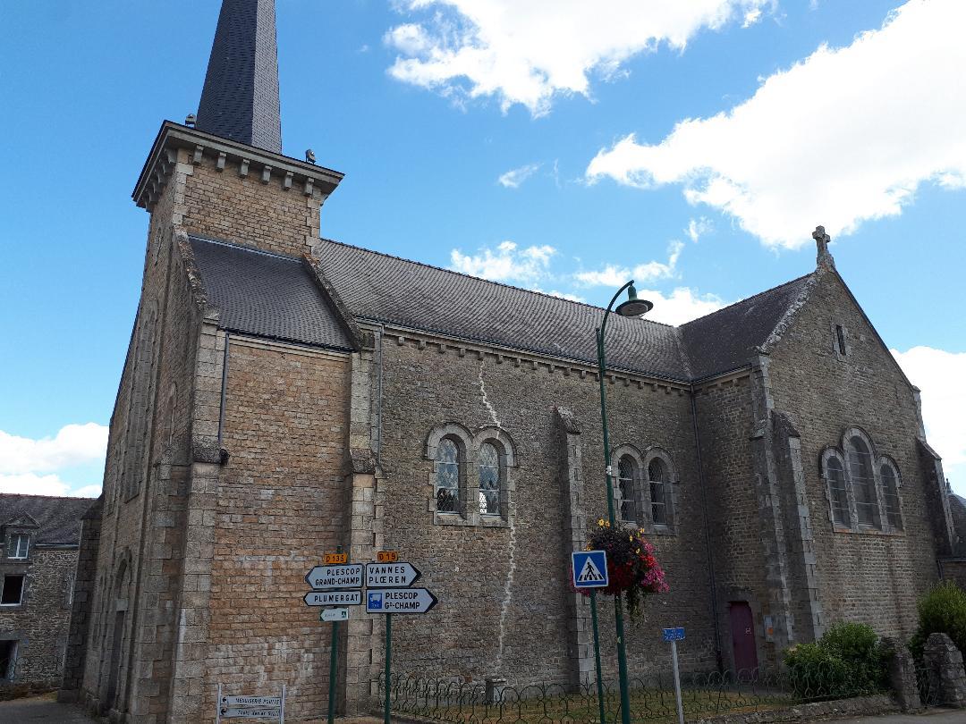 Fișier:Église Saint-Thuriau (Plumergat).JPG
