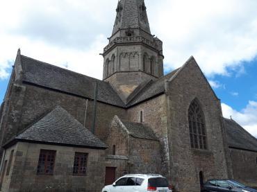 Merlevenez ch Notre Dame de Joie back side aug20