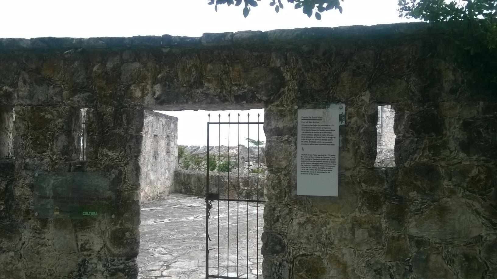 bacalar-fortress-san-felipe-main-entr-jul14