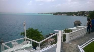 bacalar hotel laguna lake steps jul14