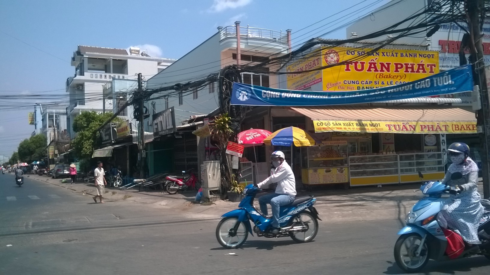 ca mau architecture city street mar16