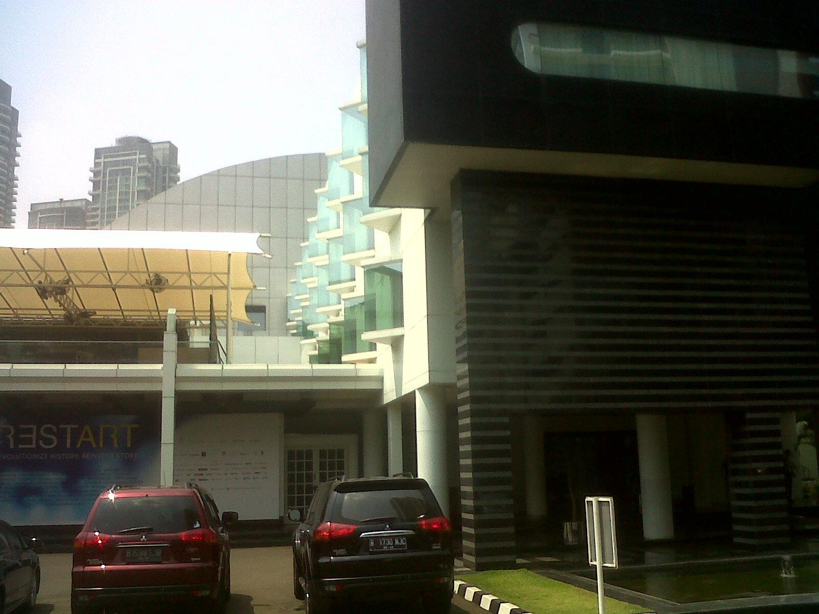 jakarta grand kemang hotel front oct13