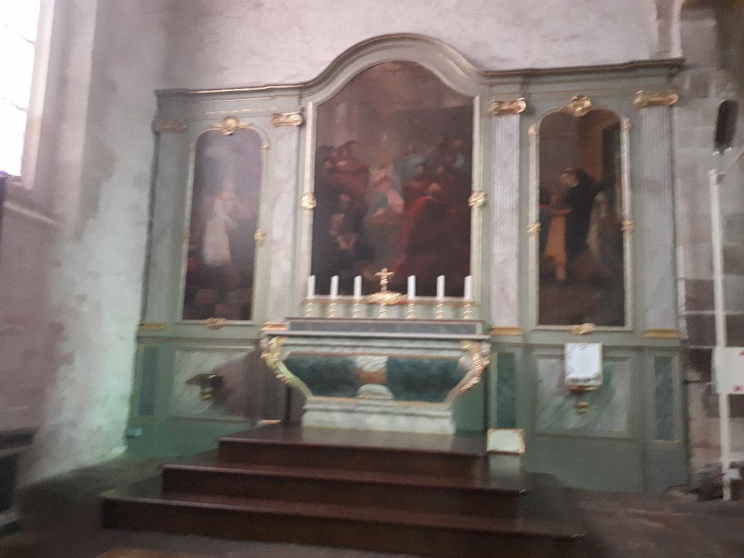 la trinite porhoet ch abbey de la Trinité chapel left sep20