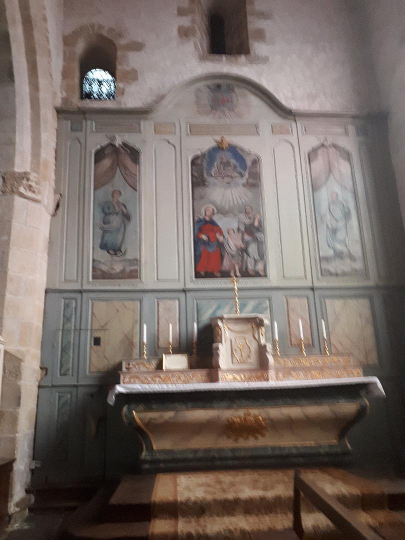 la trinite porhoet ch abbey de la Trinité chapel right sep20