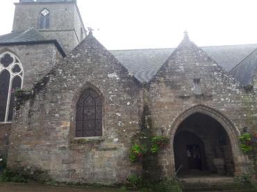 la trinite porhoet ch abbey de la Trinité front sep20