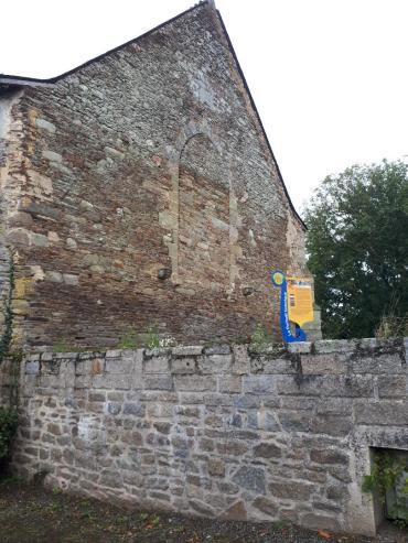 la trinite Porhoet chapelle st yves back sep20