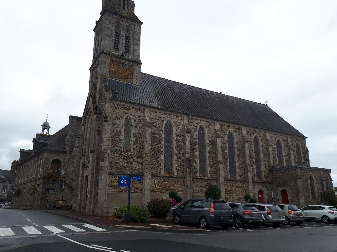 loudeac chapelle ND de Vertus side right sep20