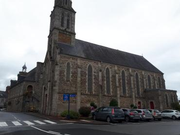 loudeac chapelle ND de Vertus side right sep20