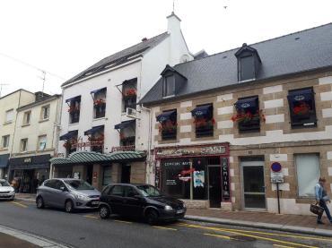 loudeac hotel les voyageurs arriving sep20