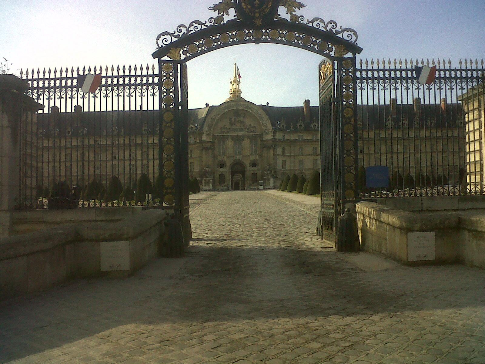 Paris mus armee entr mar13