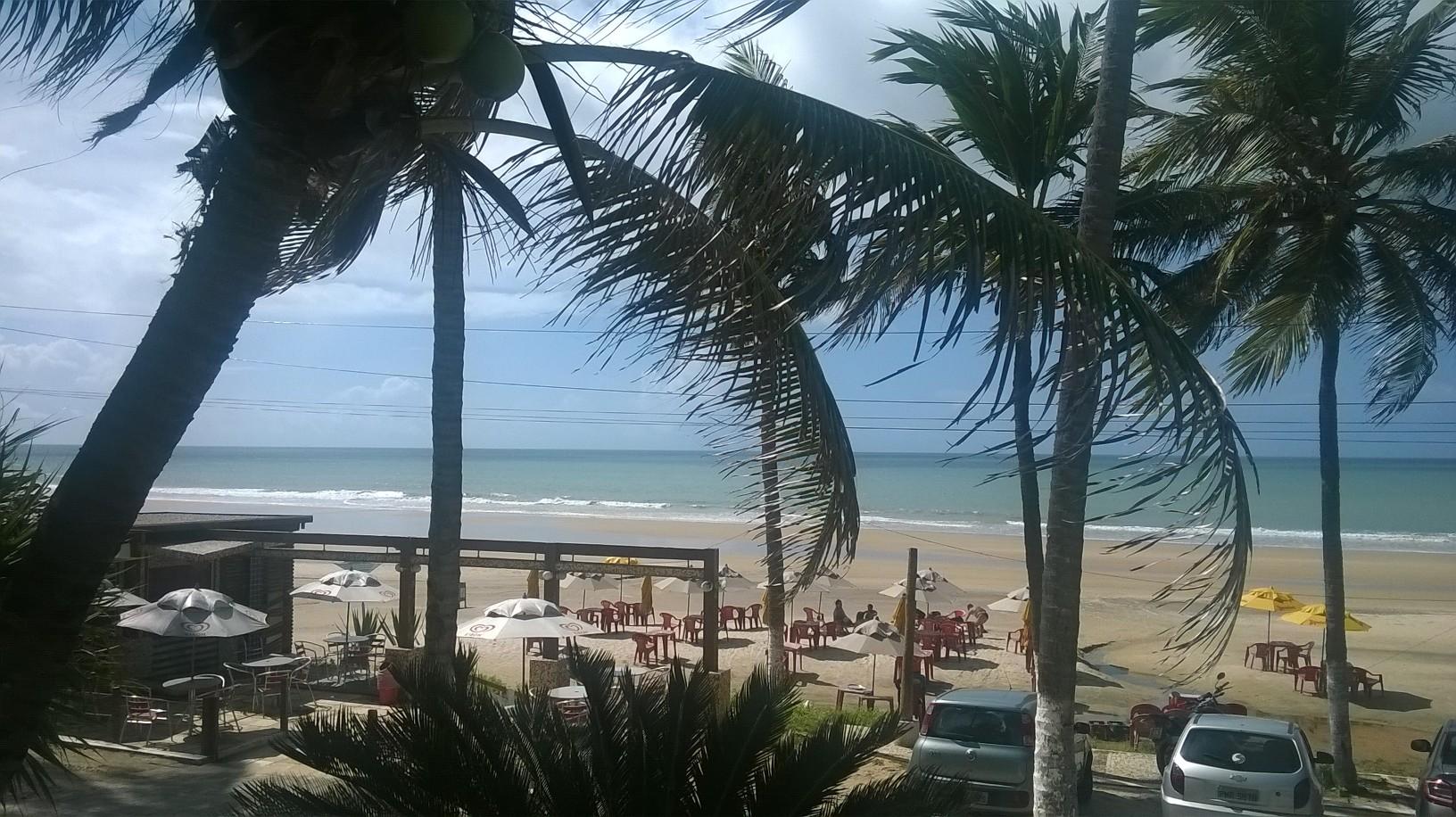Praia da Lagoinha beach front vivamar hotel may16
