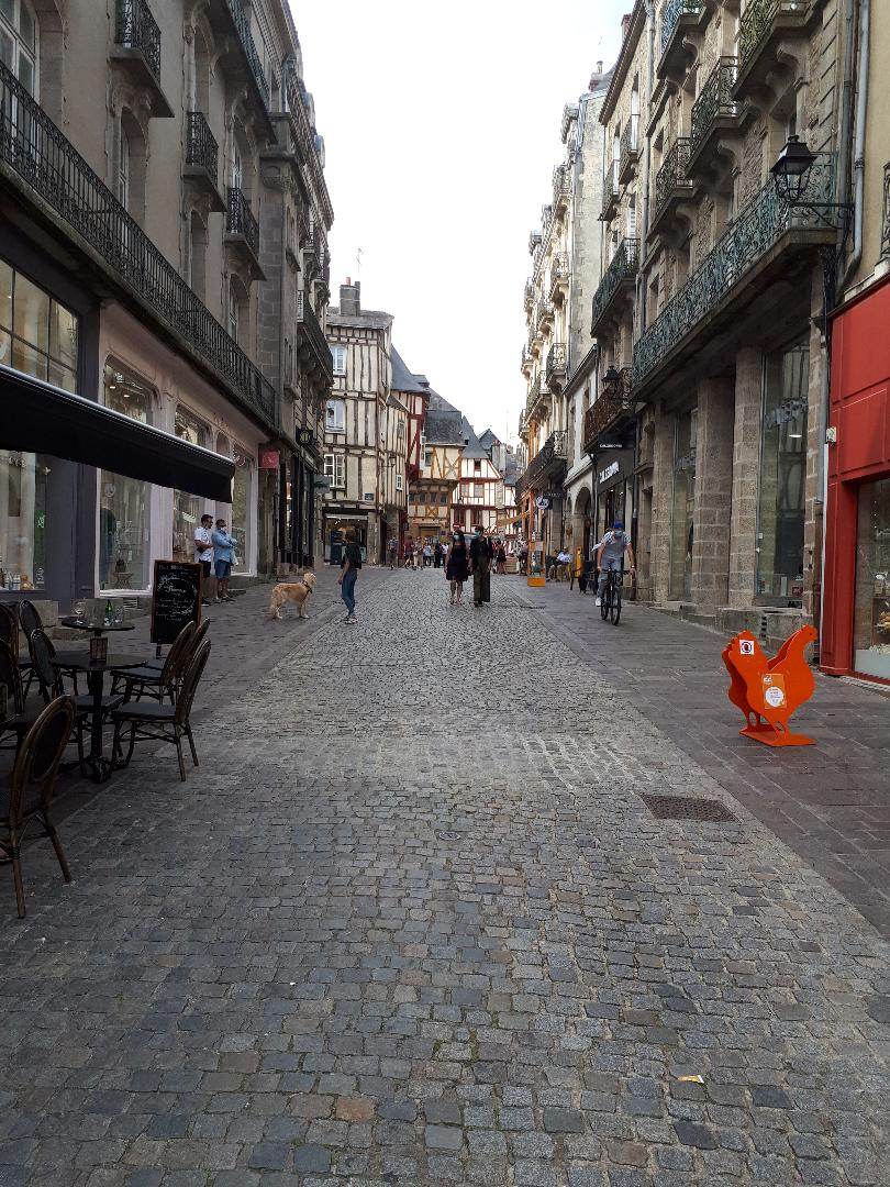 vannes rue de la monnaie to cat sep20