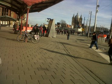 ams centraal station right apr13