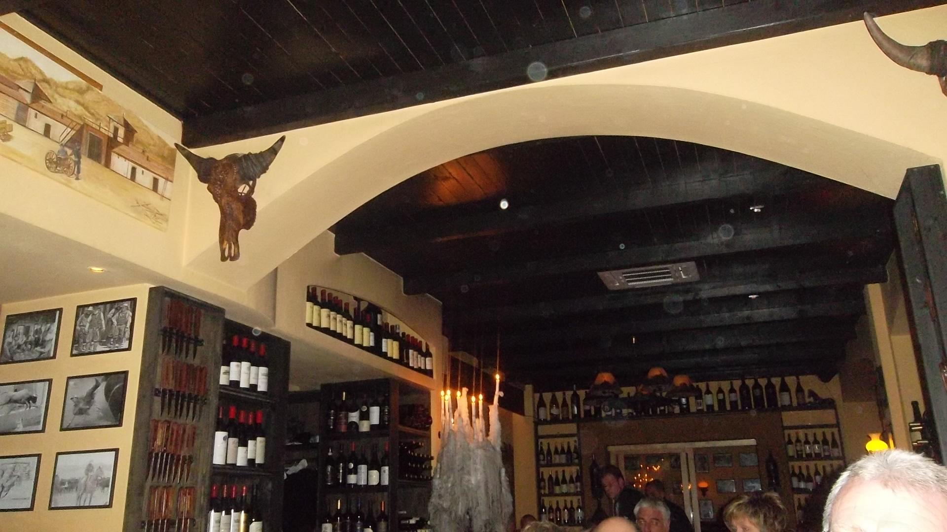 Dusseldorf The Classic western steakhouse resto nov11