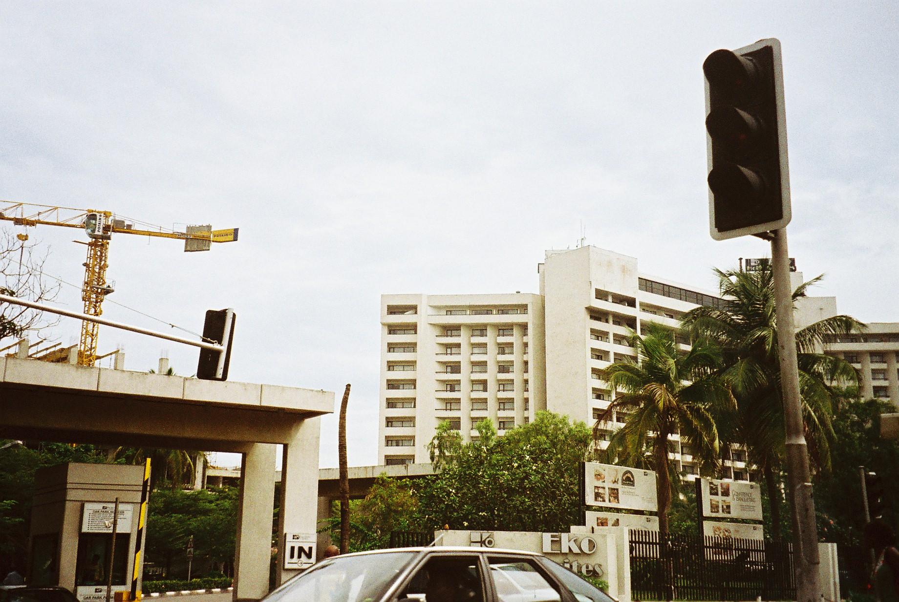 lagos Eko hotel ent 2009