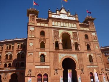Mad plaza de toros monumental aug16