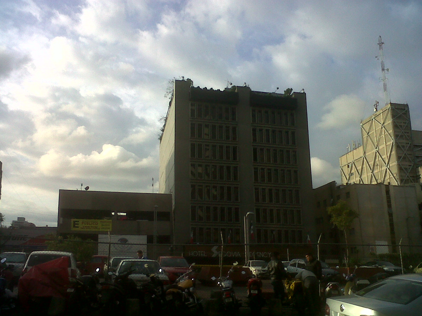 Mex hotel segovia regency at chapultepec oct12