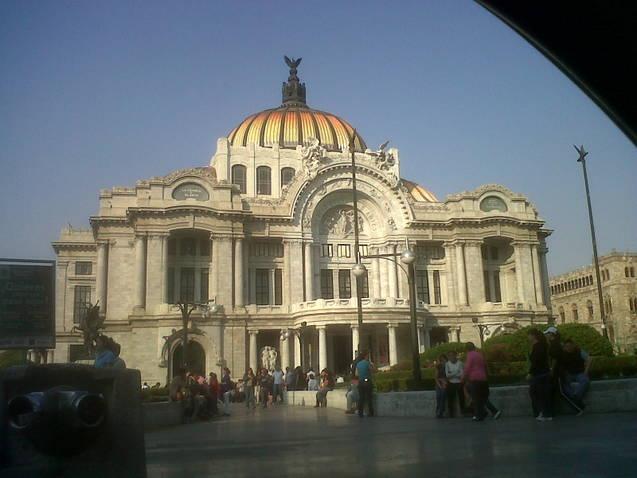 Mex palacio de bellas artes dic11