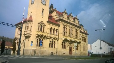 Otrokovice city hall passing oct16