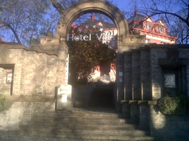 prague hotel villa main ent nov13