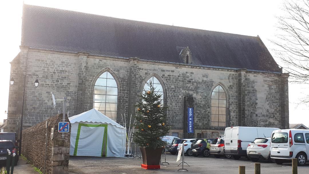 auray chapelle saint esprit noel dec19