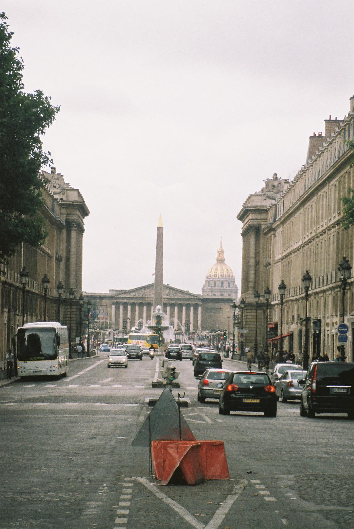 paris rue royale fr madeleine to concorde obelisk ass nat invalides sept10