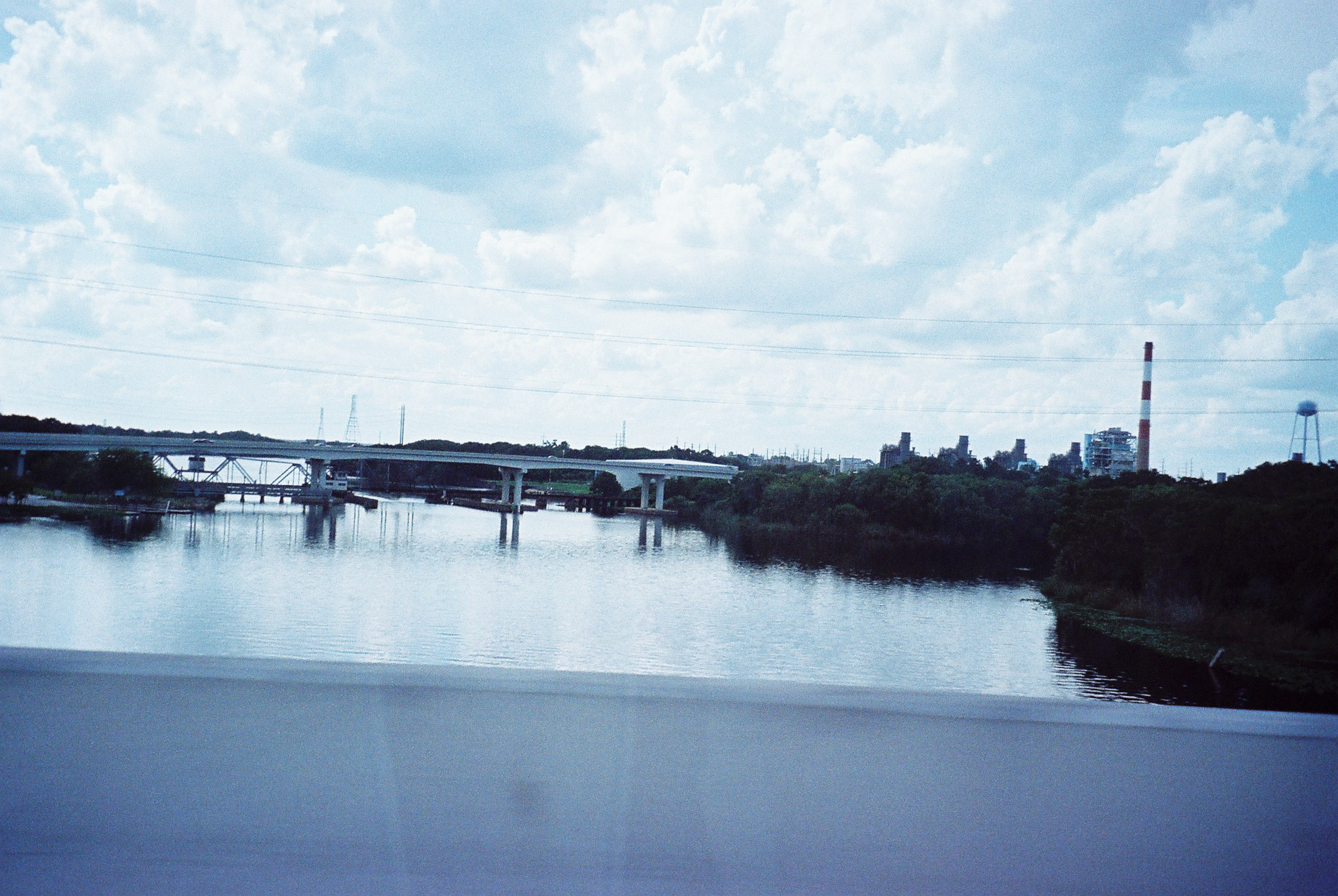 sanford st john river passing by to Orlando 2009