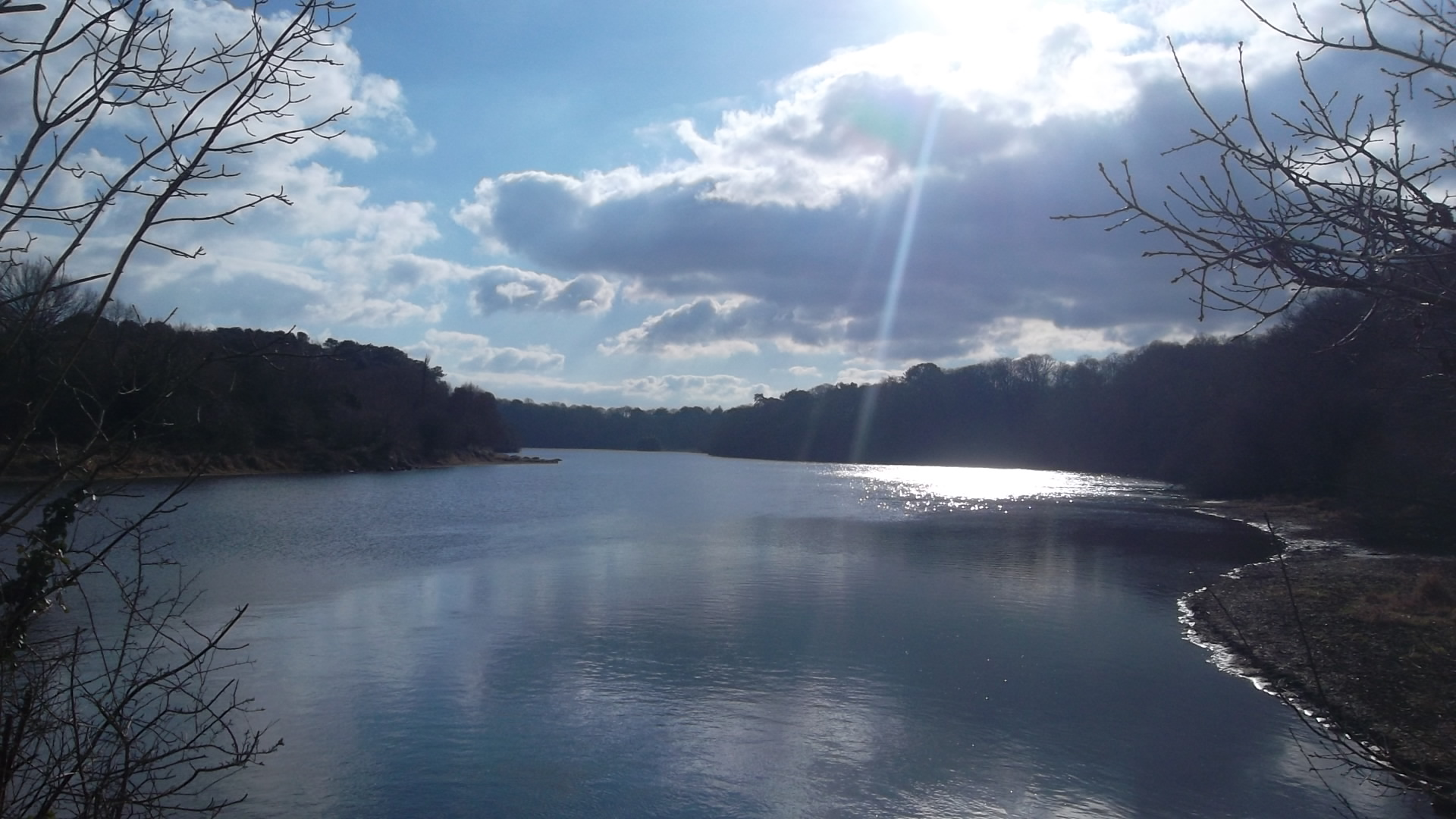 Brech loch river to auray river jan12
