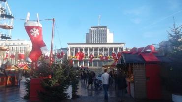 brest noel pl de la liberte to city hall dec13