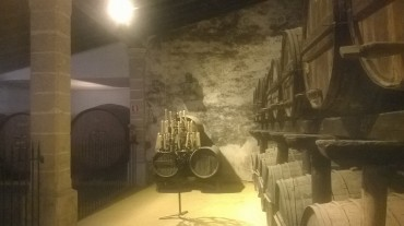 jerez g byass barrel chapel oct15