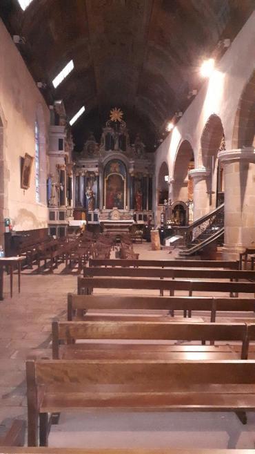 carnac ch st cornely chapel side jan21