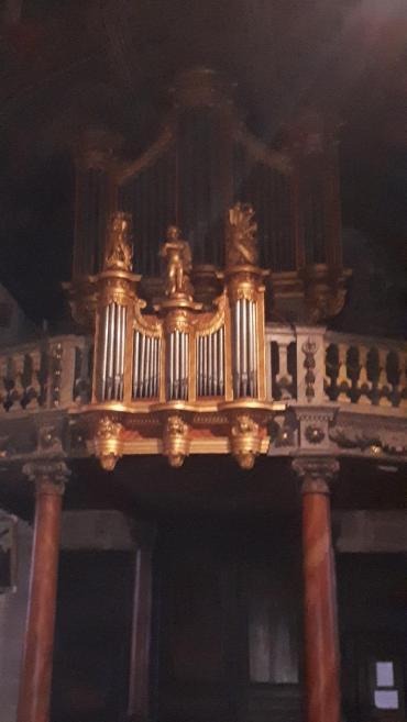 carnac ch st cornely organ back jan21