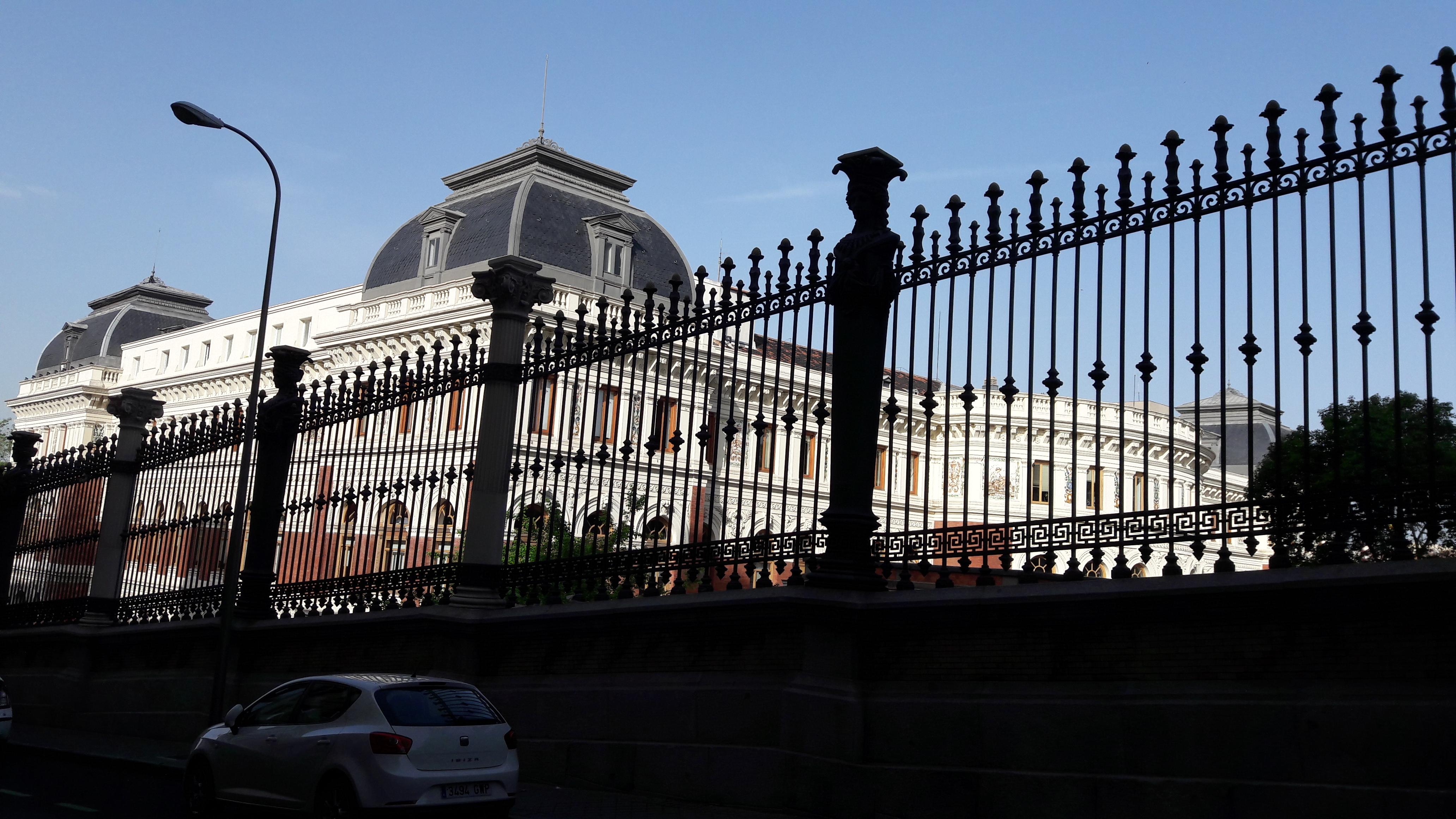mad-min-agricultura-backside-palacio-de-fomento-apr17