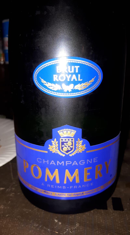 plu champagne Pommery brut reims jan21