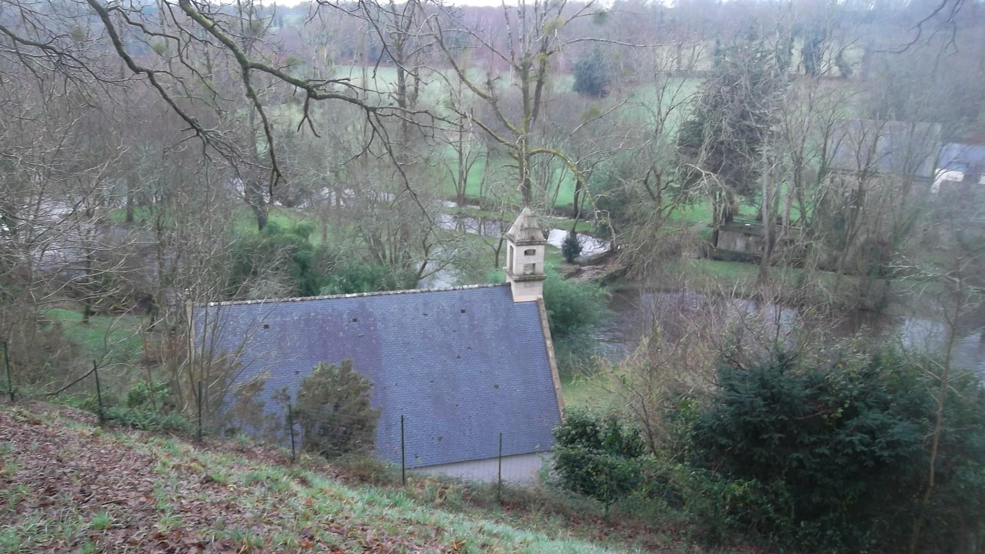 brandivy chapelle notre dame de lourdes jan14
