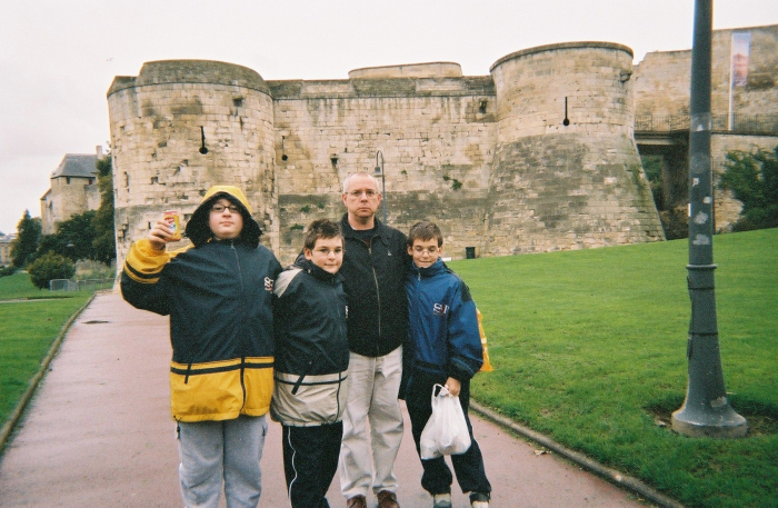 caen-castle-dukes-of-normandy-and-the-gang